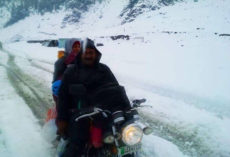 Crazy Biker – Muzzammil Imran (Mota Bhai) – Over 14500kms in 35 Days | Crowdpondent
