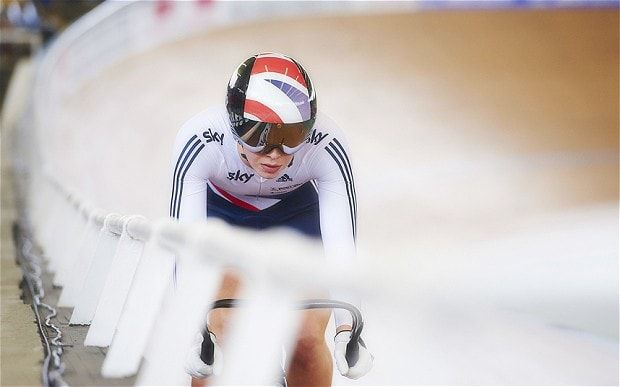 Track World Cycling Championships 2014: Becky James beaten by Jess Varnish in all-GB