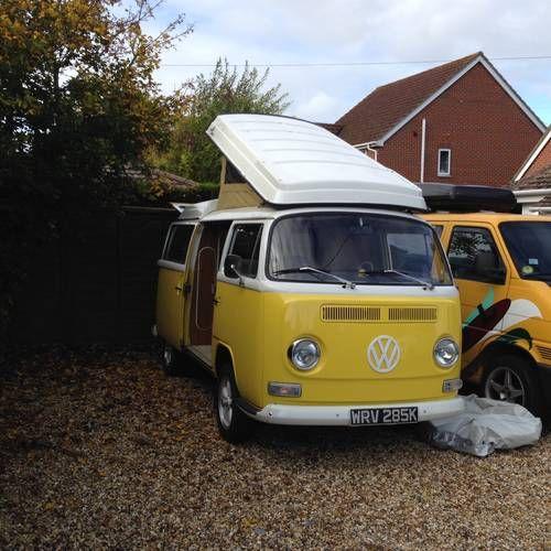 Superb VW Westfalia Bay Window Camper For Sale