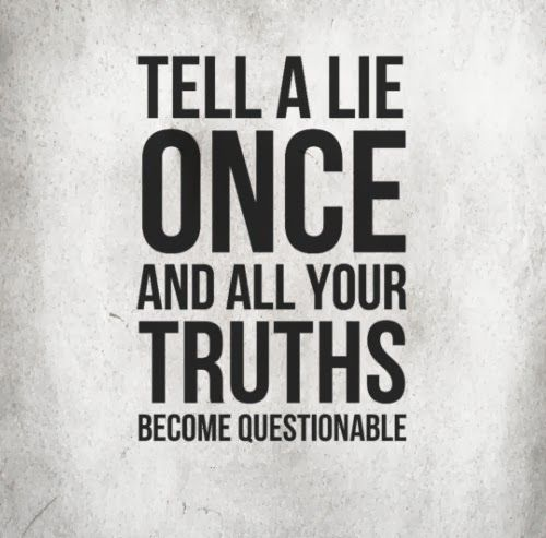 Quotes About People Who Lie: 25+ Best Quotes About Lying On Pinterest