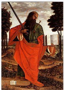 Vittore Carpaccio - San Paolo-Santuario di San Domenico-Chioggia ve