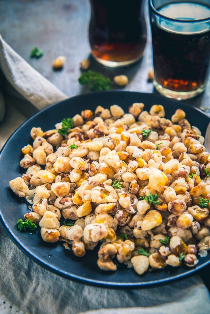 Perfectly coated with maida, rice flour, and corn flour, BBQ Nation Style Crispy Corn are pretty delicious and super easy snacks or appetiser to make. #Food #Photography #Styling #Recipe #Corn #Appetizer #Easy
