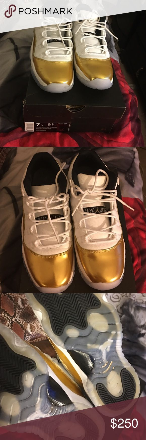 Jordan Low cut Jordan wear 2 times Jordan Shoes Sneakers