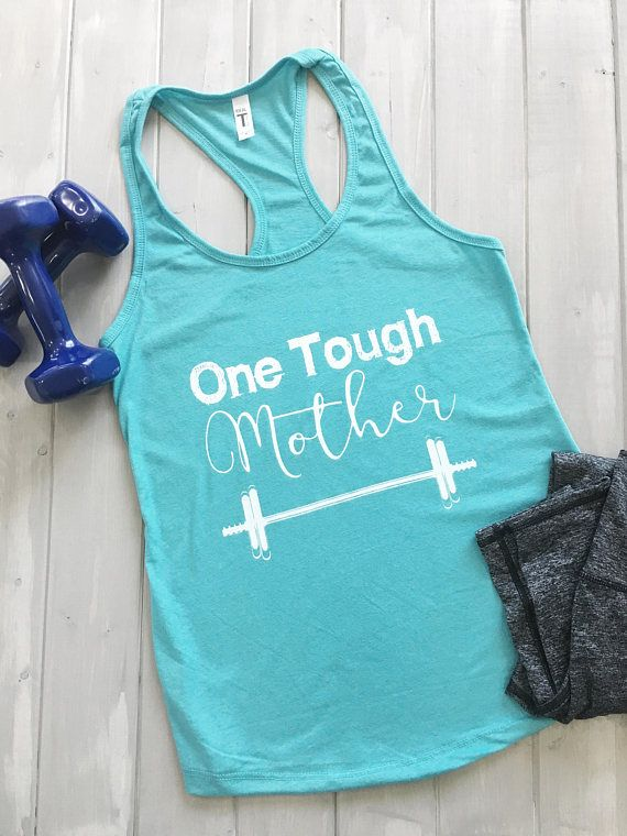 Crossfit Tank Top, Workout Clothes, Mom Strong, Fitness, Workout Inspiration