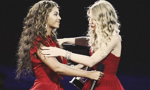 """I remember being 17 years old, up for my first MTV award with Destiny's Child, and it was one of the most exciting moments of my life, so I would like for Taylor to come out and have her moment."""