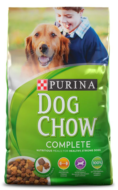 Save $3.50 On Purina Dog Chow                                                                                                                                                                                 More