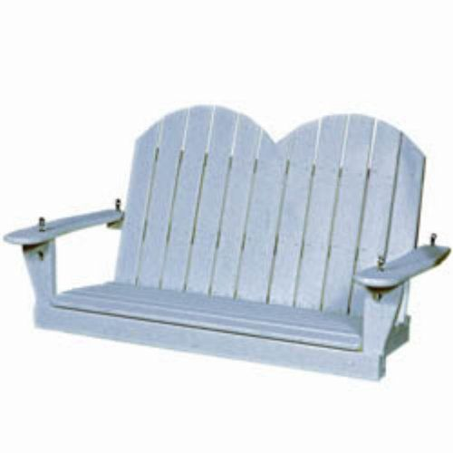 (CLICK IMAGE TWICE FOR PRICING AND INFO :) #porch #swing #swings #furniture #deck #porchswing #porchswings #outdoor #outdoorfurniture #patio - SEE MORE Patio Swings at http://zpatiofurniture.com/page/26/?cat=1318 - Great American Woodies 4-ft. Cottage Classic Adirondack Savannah Porch Swing Color – Newport Blue « zPatioFurniture.com