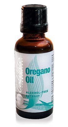 Oregano Oil - Egészség minden cseppjében