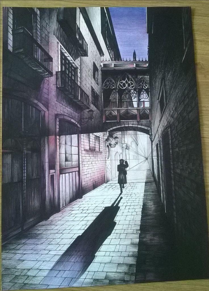 Violet street