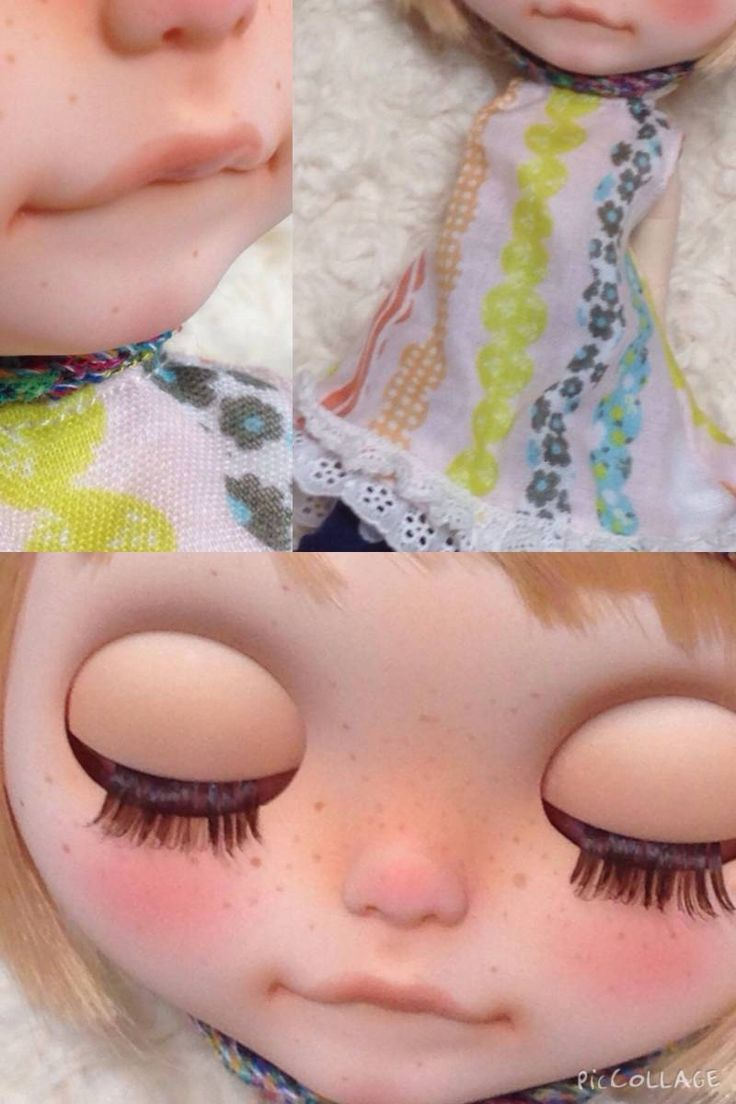 Custom Blythe Dolls: Super Cute Custom Blythe - A Rinkya Blog