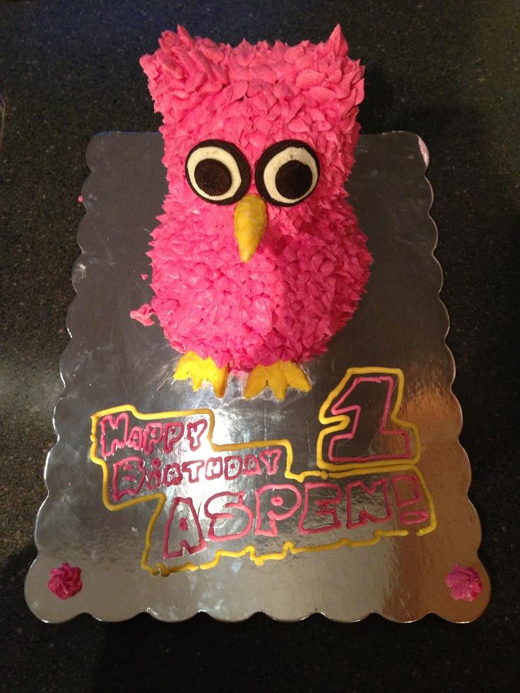 Owl Birthday Cakes Recipes