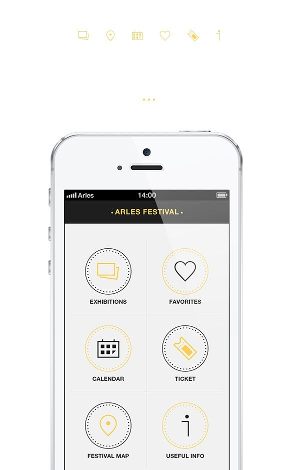 30 Recent Inspirational UI Examples in Mobile Device Screens - Image 1 | Gallery