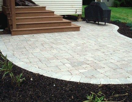 Paver Cost An overview of what influences the price of having pavers installed