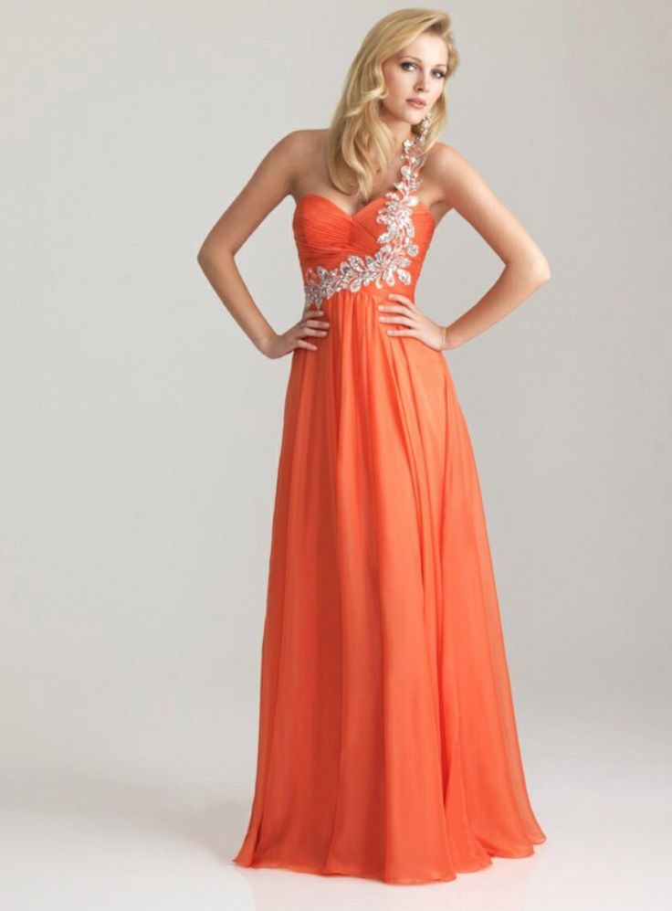 I love orange! One of my fave colours!