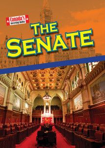 Canada's government -- The federal system -- The Senate -- History of the Senate -- Role of the Senate -- How a bill is passed -- The Senate's home -- Key positions in the Senate -- A day in the life -- Important moments -- Significant Senators -- Issues facing the Senate -- Know your Senate. Gr.4-6