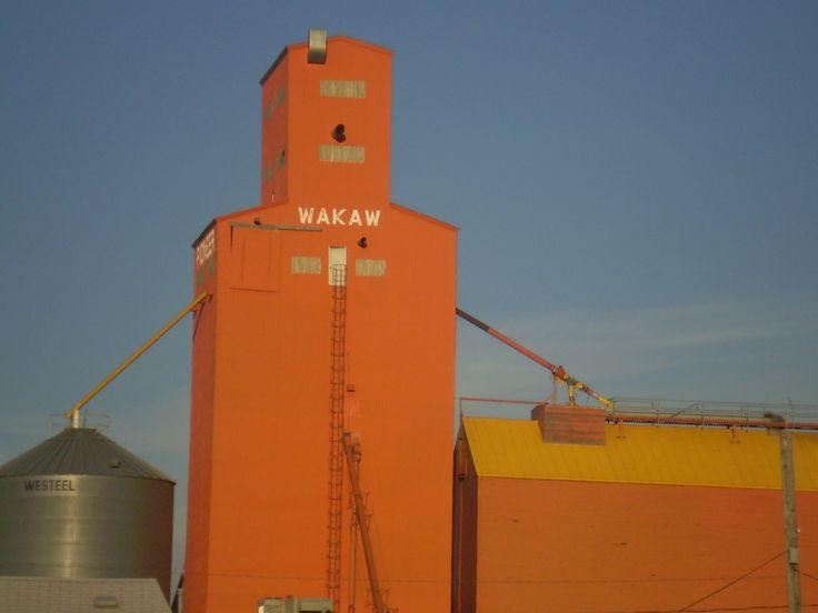 Wakaw Grain Elevator