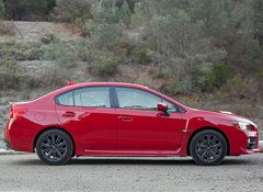 First drive: 2015 Subaru WRX returns larger, more powerful, and more mature