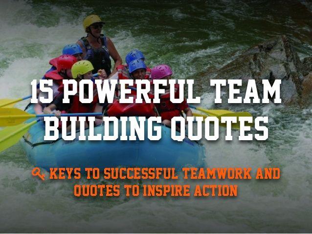 Best 25 Action Quotes Ideas On Pinterest: Best 25+ Team Building Quotes Ideas On Pinterest