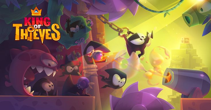 Video and promo King of thieves on Behance ★ Find more at http://www.pinterest.com/competing