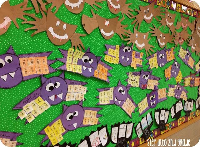 Step into 2nd Grade with Mrs. Lemons: Bats, Bats, and More Bats!