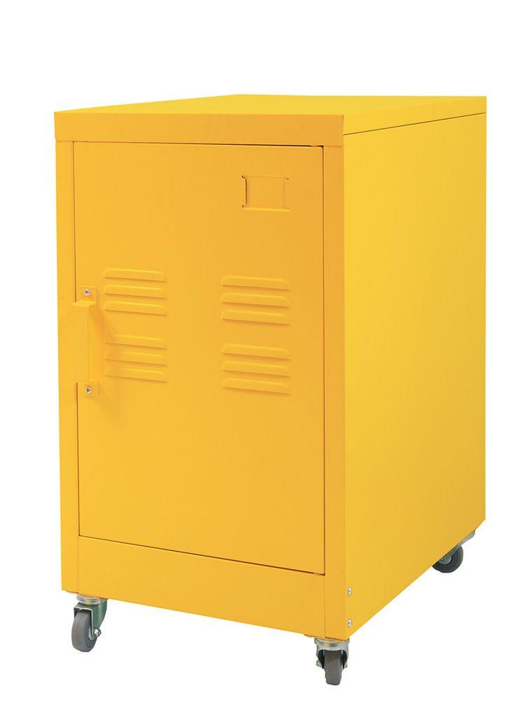 Factory Cabinet Small Yellow – Shut the Front Door! online