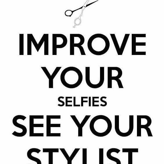 looking to to #levelup your selfie game? ;) we're always booking appointments. locations in #yeg & #yyc <3   #selfies #booknow #nvennhairbeautybar #salons #stylists #yychair #yeghair #edmonton #calgary #beauty #style