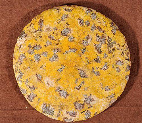 Gelbe Chrysantheme-Tee-Kuchen 600 g, 100% natürliche Kräuter von Kaiser im alten China genossen, http://www.amazon.de/dp/B018ATECQA/ref=cm_sw_r_pi_awdl_X8u2wb1A20YQZ