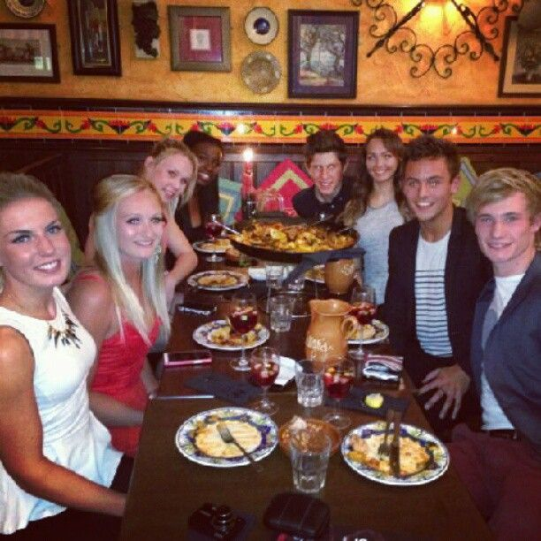 "301 Likes, 6 Comments - Sarah Barrow (@sarahbarrow88) on Instagram: ""Last night at La Tasca"""