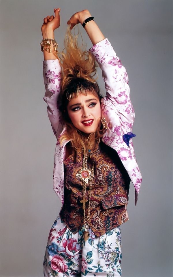 The 80s Fashion Trends That Are Back Today: Madonna 80s Fashion - Google Search