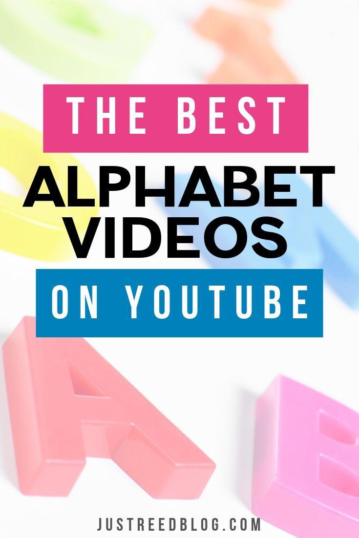 The Best Youtube Videos For Teaching The Alphabet Alphabet Aktivitaten Unterrichten In Kindergarten