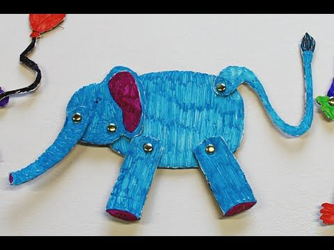 How to create Cute Animals using Paper Plates | Craft Videos for Kids | Jugnu Kids - YouTube