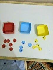 Gruplama ve renk öğrenme