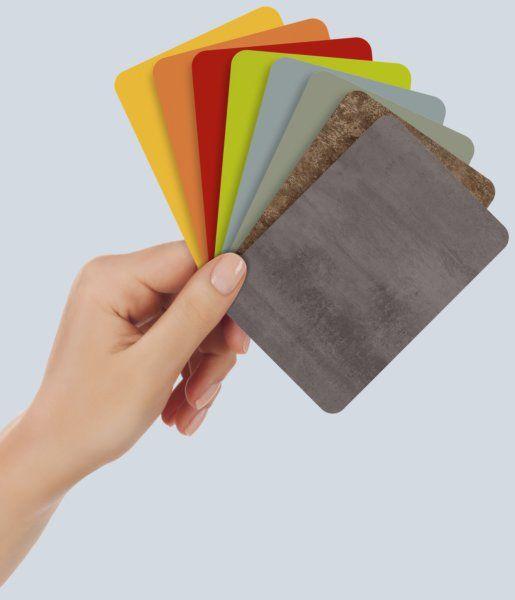 Stunning Farbe in der K che Kein Problem Das K chen Color Concept bitetet viele verschiedene Farben