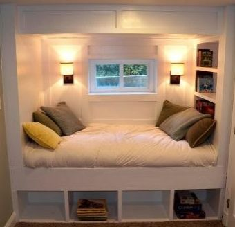 bed nook | Pin it 1 Like Image
