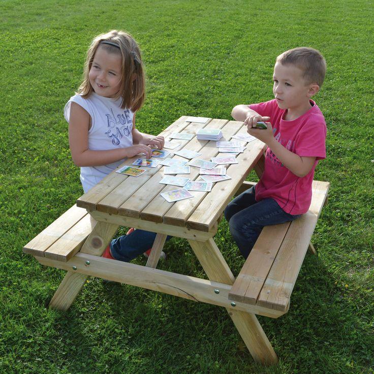 17 best ideas about table pique nique enfant on pinterest. Black Bedroom Furniture Sets. Home Design Ideas