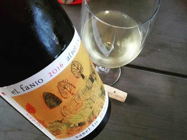 Sommelier Par Pur Plaisir : - BLOG - vin blanc El Fanio 2016