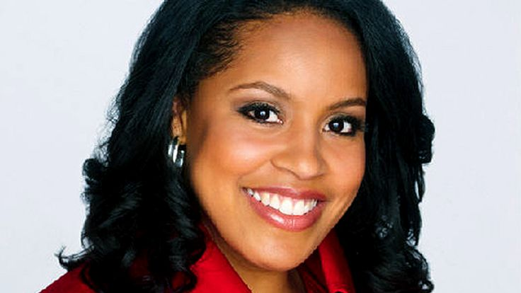 Sheinelle Jones named weekend TODAY news anchor
