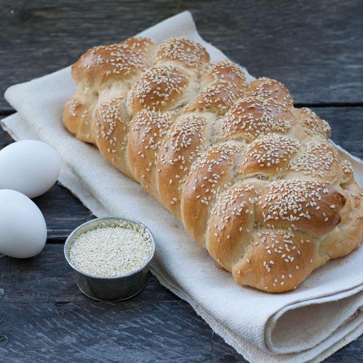 Det är så mycket lättare att fläta bröd än man tror!
