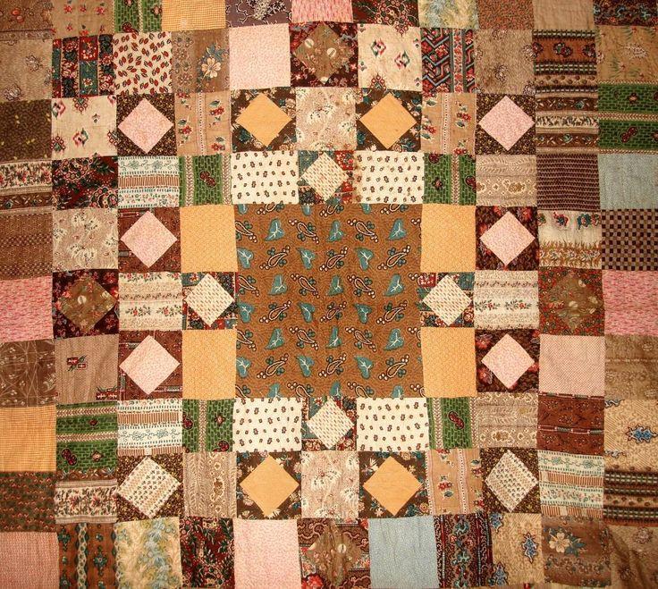 details about 234m beautiful 19th century welsh chintz patchwork quilt coverlet c183040s