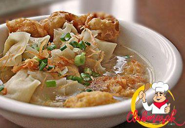 Resep Bakwan Kuah, Menu Makanan Sehat Untuk Diet, Club Masak