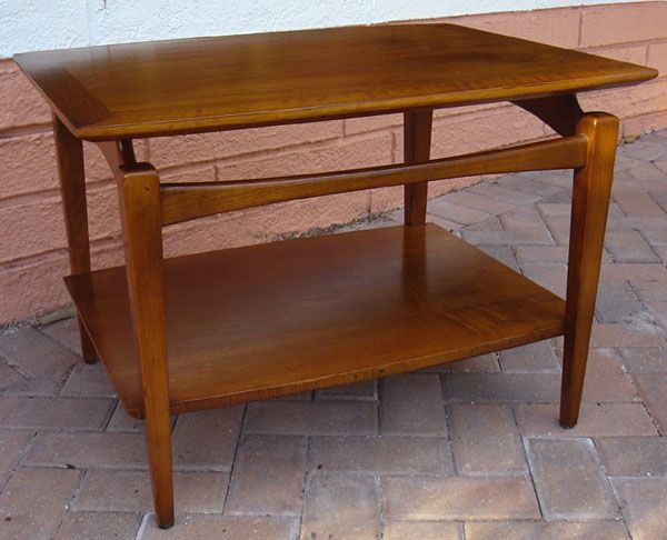 Danish End Table   Google Search