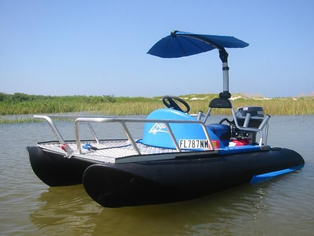 17 best images about mini pontoon boats on pinterest for Mini fishing boats
