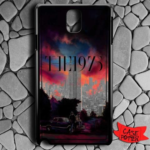 The 1975 Samsung Galaxy Note 3 Black Case