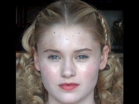 How to - Create the Cinderella makeup from the film Ever After