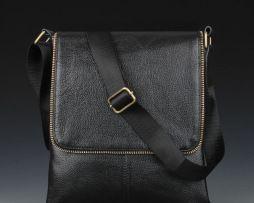 Unisex kožená taška