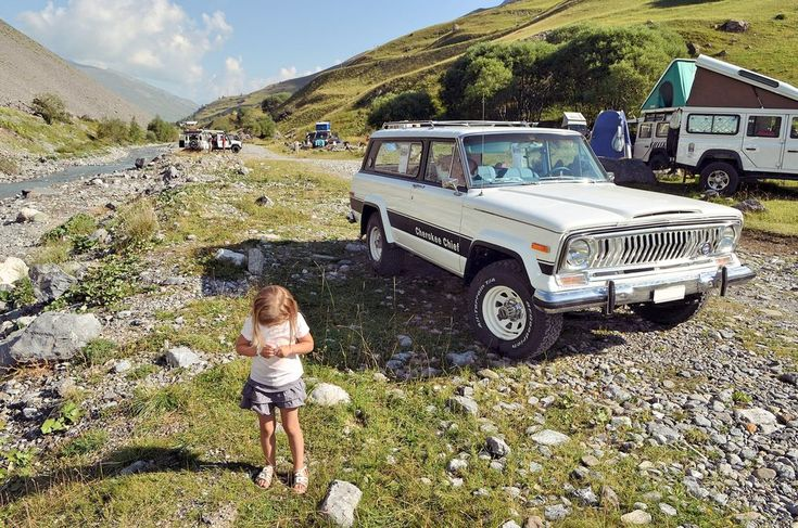 #jeepRoadTrip : between France and switzerland with this beauty