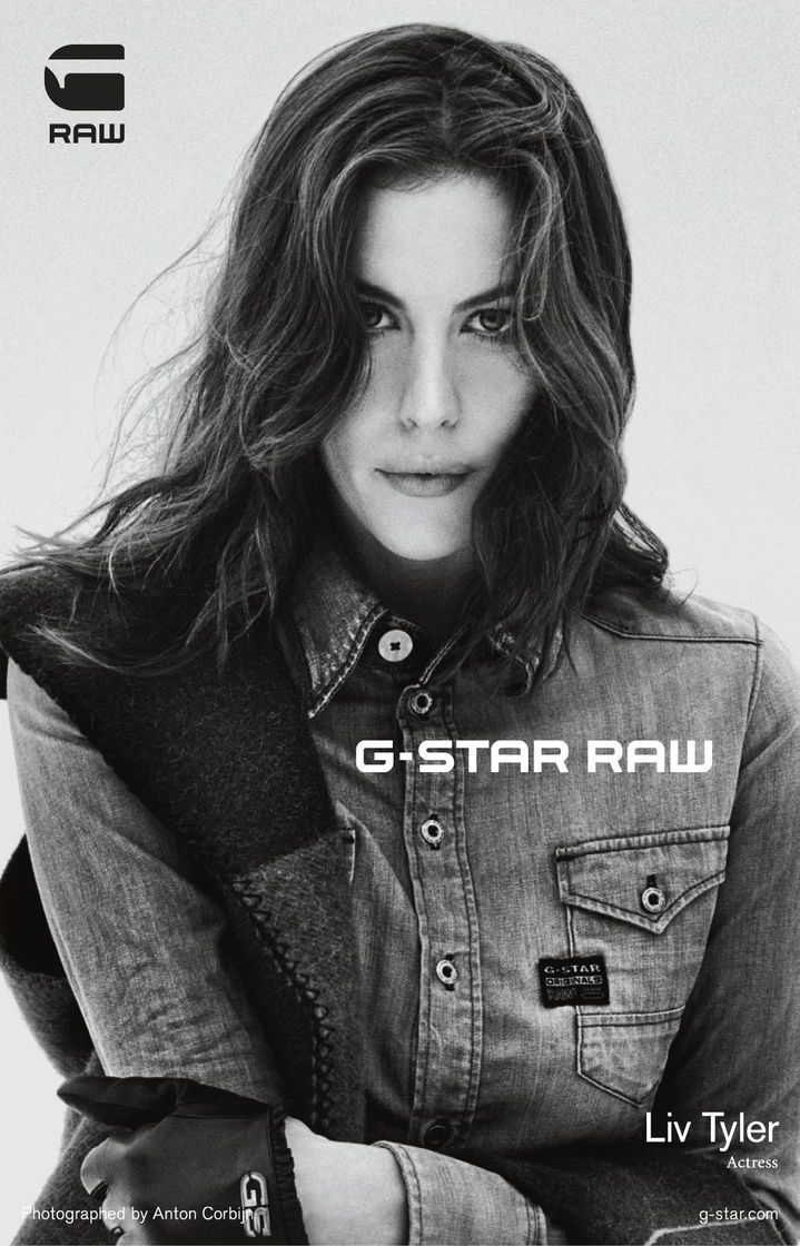 G-star Raw advertising by Anton Corbijn