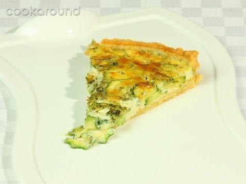 Quiche alle zucchine e menta: Ricette di Cookaround | Cookaround