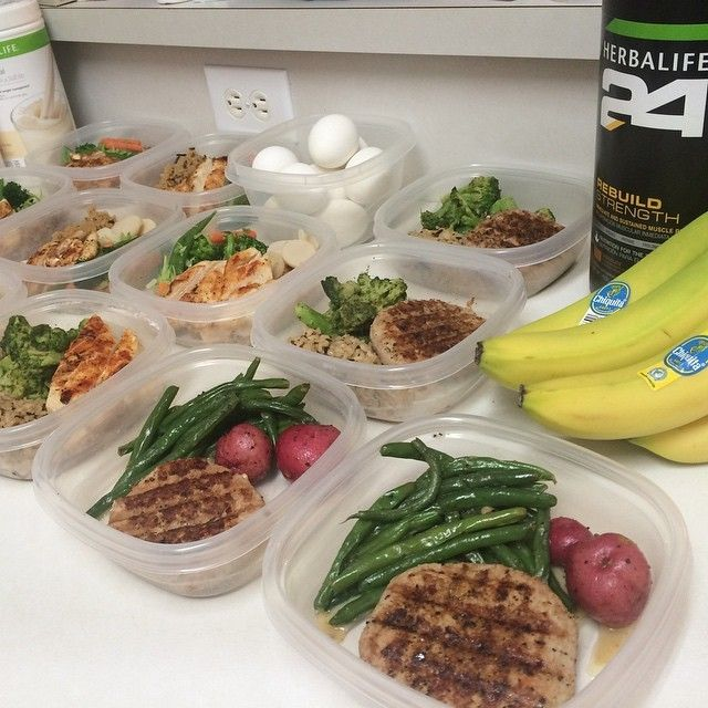 Food Prep with Herbalife. Its a combo that works me!! - Lose Weight, Add Nutrition or simply become more healthy!! - Contact me for your FREE Fitness Profile & for more info: ocrgabe@gmail.com #herbalife #training #gethealthy #healthy #nutrition