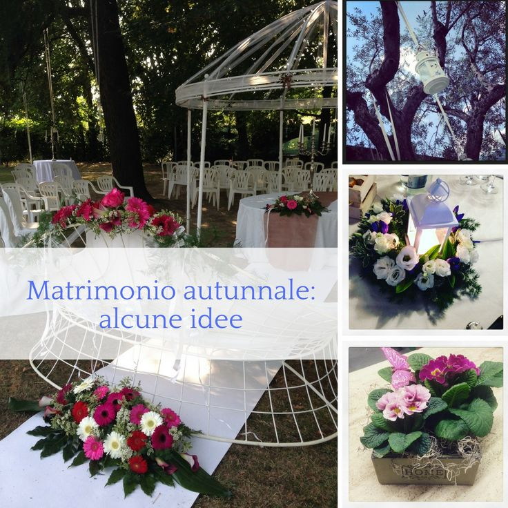 Matrimonio+autunnale:+alcune+idee